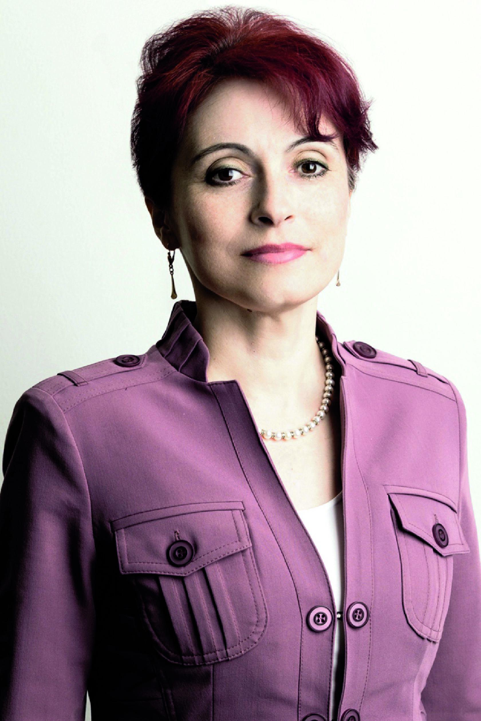 Оксана Семенова, глава Краснозерского района