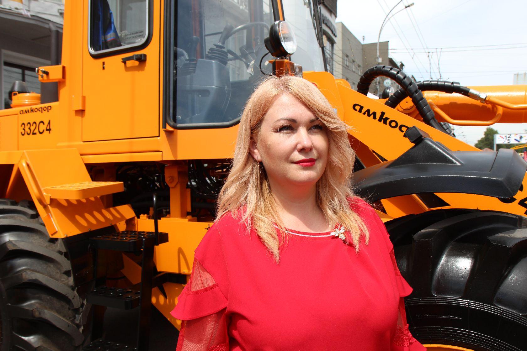 Елена Шиманская, холдинг «Амкодор»