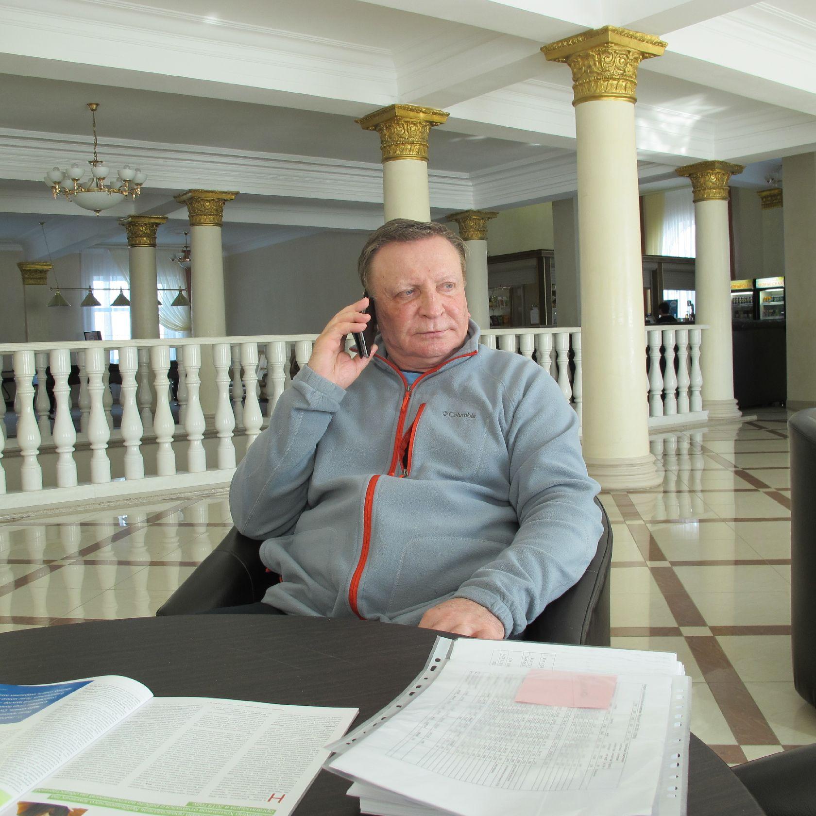 Владимир Хританков – директор ООО «Карачинский источник»