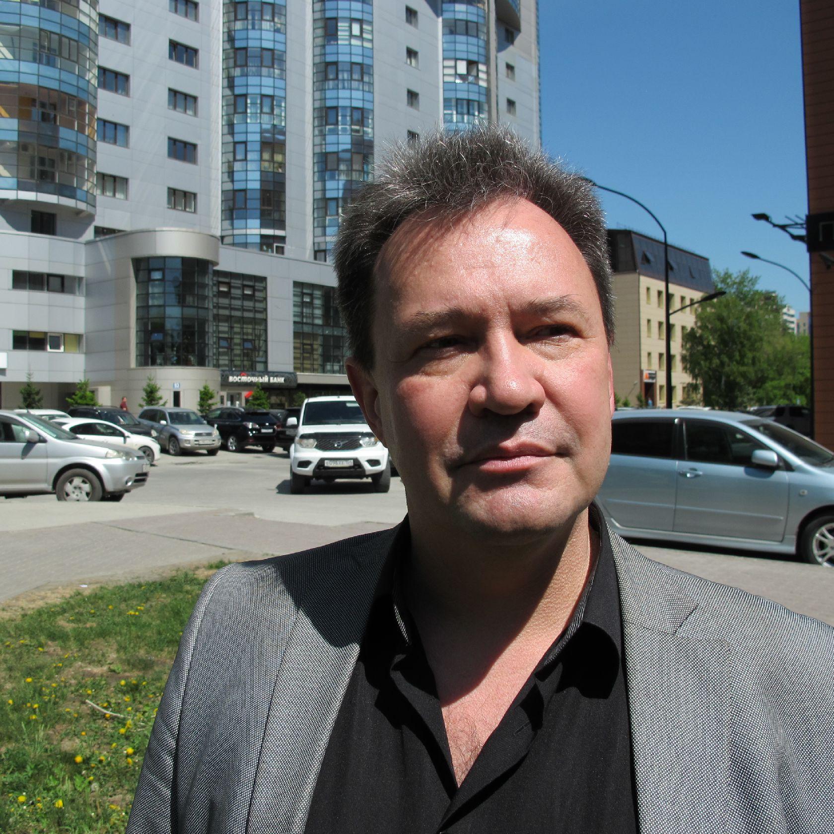 Александр Васенев директор «Рыбий мех»
