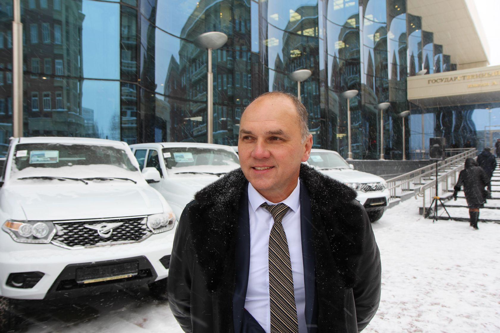 Игорь Кошкин, директор компании «УАЗ Центр»