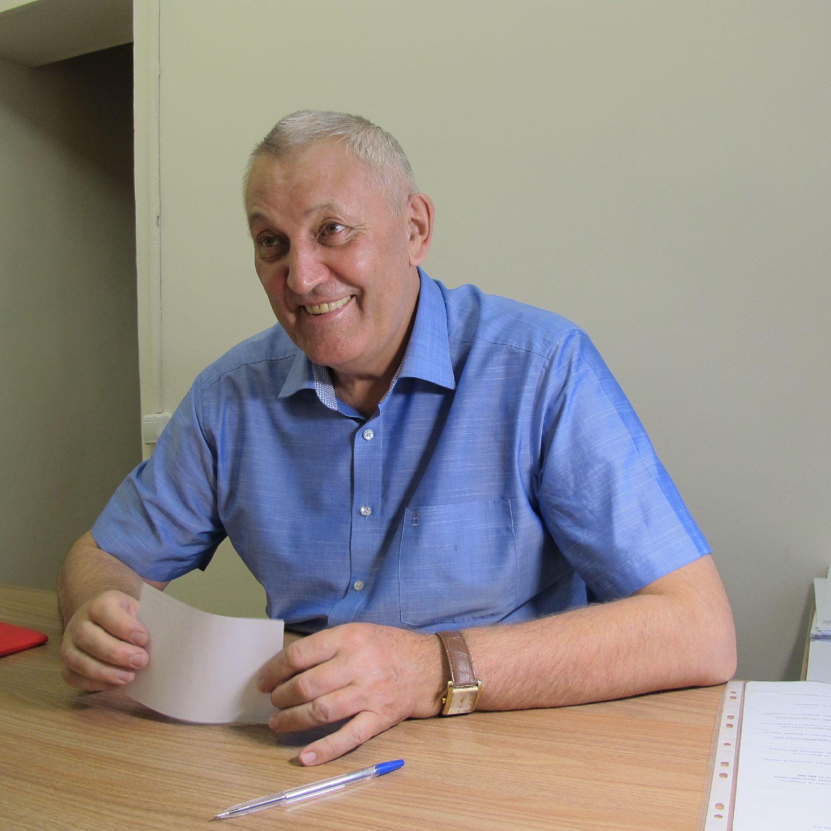 Сергей Веденеев, директор санатория «Озеро Карачи»
