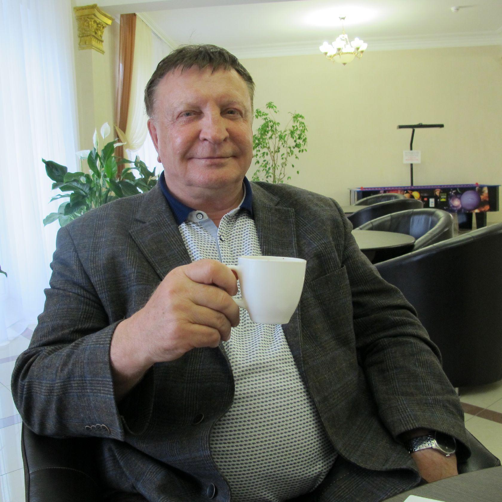 Владимир Хританков, директор ООО «Карачинский источник»