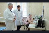 Глава областного минздрава проинспектировал работу медицинских организаций Ордынского района