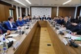 Андрей Травников и Герман Греф провели рабочую встречу по вопросам цифровизации региона