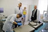 Губернатор проконтролировал ход реализации нацпроекта «Здравоохранение» в Татарском районе