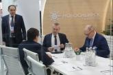 Губернатор Андрей Травников провёл в Москве деловые встречи по вопросам транспортного развития Новосибирской области