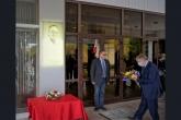 В Новосибирском научном центре открыта мемориальная доска, посвященная академику Влаилю Казначееву