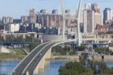 Проект четвертого моста через реку Обь в Новосибирске максимально готов к началу финансирования
