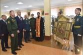 Губернатор Андрей Травников поздравил военнослужащих Глуховской дивизии РВСН с наступающим Днём защитника Отечества