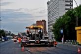 Минтранс региона провел ночную проверку работ по проекту «Безопасные и качественные дороги» в г. Новосибирске
