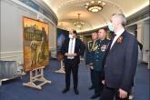 Губернатор Андрей Травников поздравил жителей области с наступающим Днем Победы