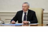 Губернатор Андрей Травников поручил оказать необходимую помощь пострадавшим в связи с пожаром в Карасукском районе