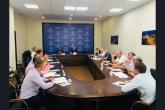 Врио заместителя Губернатора Станислав Тишуров принял участие в первом заседании общественного совета при минсельхозе региона