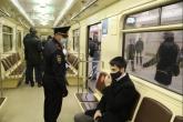 С 366 пассажирами метро в октябре побеседовал минтранс региона о важности соблюдения масочного режима
