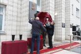 В Академгородке открыт памятный барельеф, посвященный академику Николаю Николаевичу Покровскому