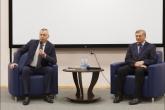 Андрей Травников обсудил со студентами НГТУ значение инженерных кадров для региональной экономики