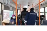 Соблюдение масочного режима в новосибирском трамвае №13 возьмут на особый контроль