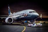 В Новосибирске состоялась презентация лайнера нового поколения Boeing 737 MAX