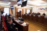 Губернатор поблагодарил полицейских региона за работу в условиях пандемии