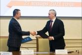 В Новосибирской области подписали соглашение о сотрудничестве с «Российским союзом молодёжи»