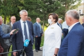 Андрей Травников проконтролировал ход вакцинации населения в районах Новосибирской области