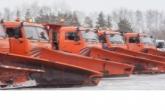 Минтранс региона: на областные дороги выведено более 550 единиц спецтехники