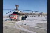 Многодетную семью, пострадавшую при пожаре в Карасукском районе, эвакуируют в областной центр