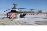 Вертолет санитарной авиации повторно вылетел в Карасук