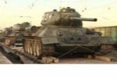 Легендарные советские танки Т-34 из Лаоса прибудут в Новосибирскую область