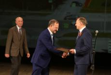 Коллективу Института ядерной физики СО РАН вручена Почётная грамота Губернатора