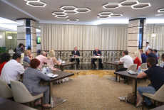 Андрей Травников призвал предпринимательское сообщество к работе над Стратегией развития региона «Сибирское лидерство»
