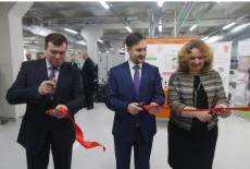 В Медицинском промышленном парке состоялся официальный запуск нового производства