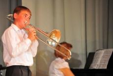 Юные новосибирские музыканты примут участие в областном конкурсе духовых инструментов