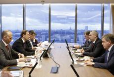 В Минпромторге РФ обсудили развитие промышленности Новосибирской области