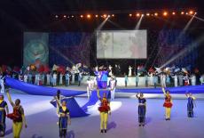 V Спартакиада пенсионеров России открылась в Новосибирской области