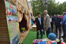 Андрей Травников поздравил новосибирцев с татарско-башкирским народным праздником – сабантуем