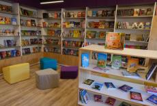 В рамках нацпроекта «Культура» продолжается создание современных библиотек в районах области