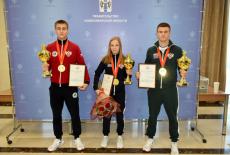 Трижды на золотой пьедестал первенства Европы по боксу взошли новосибирские спортсмены