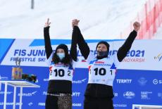 Новосибирская спортсменка Валерия Комнатная победила на первенстве мира по сноуборду