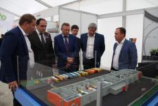 Масштабный фестиваль грузового транспорта «TRUCКFEST» начал работу в Новосибирской области