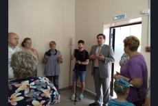 В Мошковском районе открылся новый ФАП