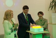 В Новосибирском государственном аграрном университете открыли «Точку кипения»