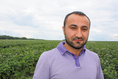 Рамин Алиев, директор юридической компании