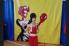 Юниорка из Новосибирской области победила на первенстве России по боксу