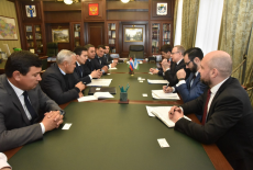 Новосибирская область усилит межрегиональное сотрудничество с Республикой Узбекистан