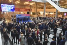 Международный форум «Технопром-2019» начал работу в Новосибирской области