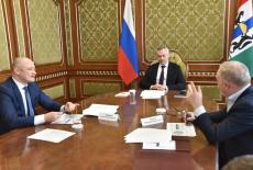 В Новосибирской области будет продолжено развитие сельской ипотеки