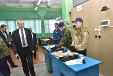 По поручению Губернатора разработана схема подготовки высококвалифицированных специалистов для предприятий Искитимского района
