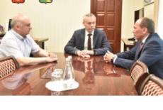 Новым замгубернатора по развитию сельских территорий назначен Вячеслав Ярманов
